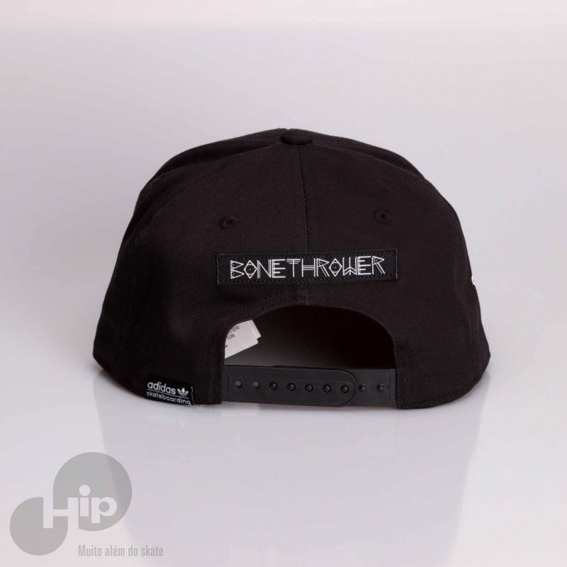 Boné Adidas Bonethrower Preto - Loja HIP 3c9f5e6f73c2f