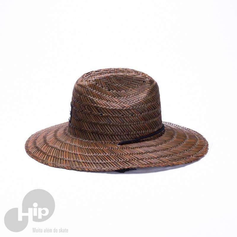 Chapéu de Palha Billabong Tides Marrom - Loja HIP 6fe3ef07cc1