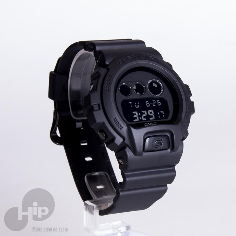 fe25c81d3da Relógio G-shock Dw-6900bb-1dr Preto - Loja HIP