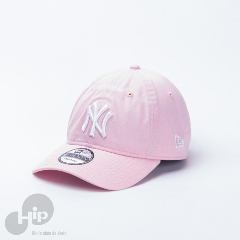 Boné New Era New York Yankees 920 St Pastels Rosa