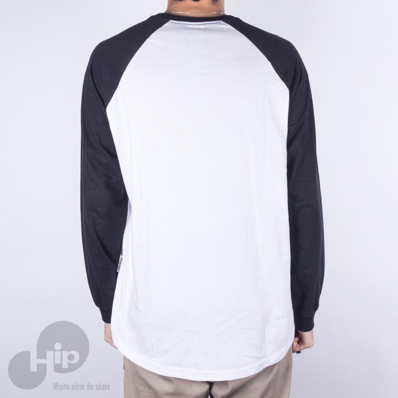 Camiseta Manga Longa Santa Cruz Summoned Branca