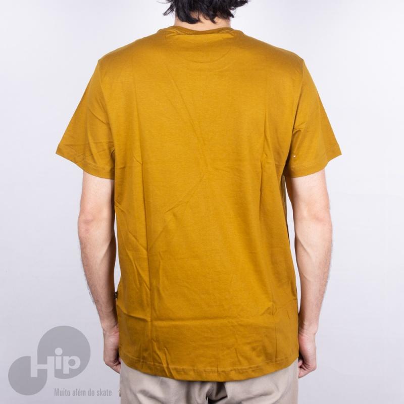 Camiseta New Skate New Zeppelin Bege