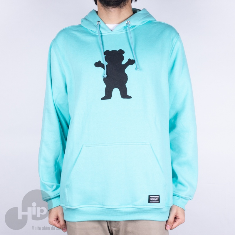 moletom grizzly