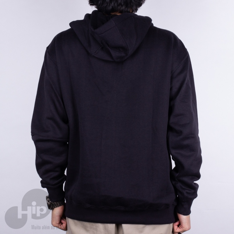 Moletom Volcom Speed Preto