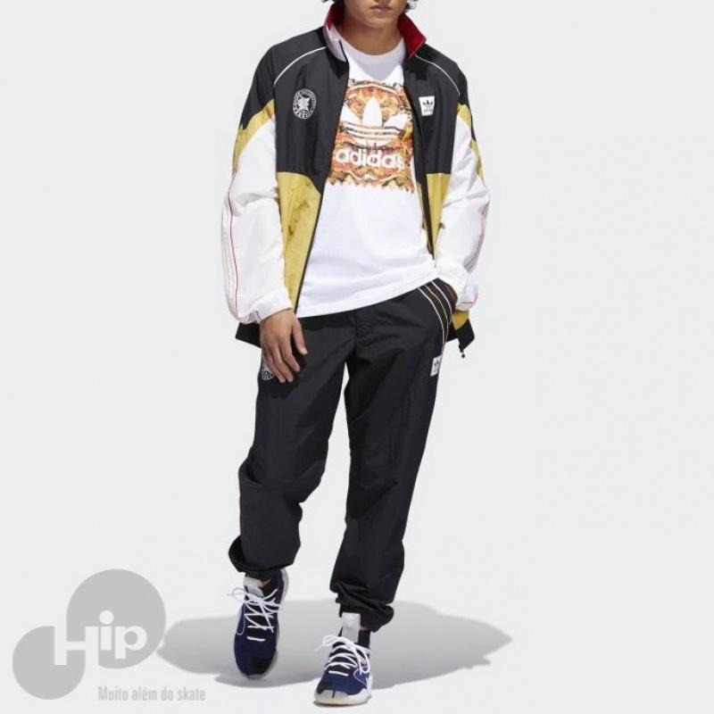 ba3b098d29d Quebra Vento Adidas Evisen Preta - Loja HIP