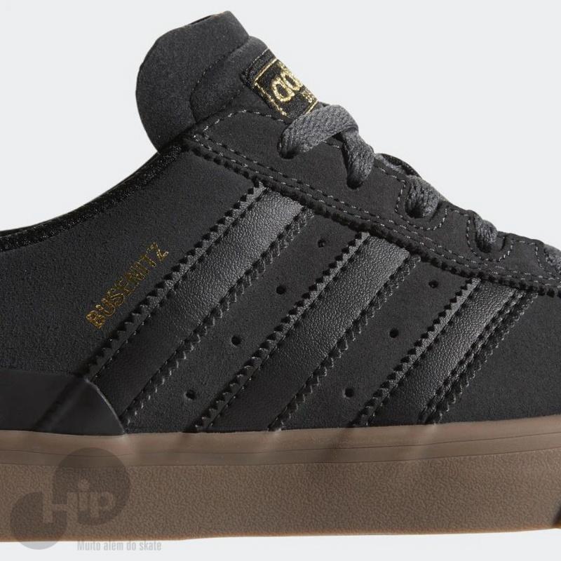 522a4a6b287 Tênis Adidas Busenitz Vulc Cinza Escuro - Loja HIP