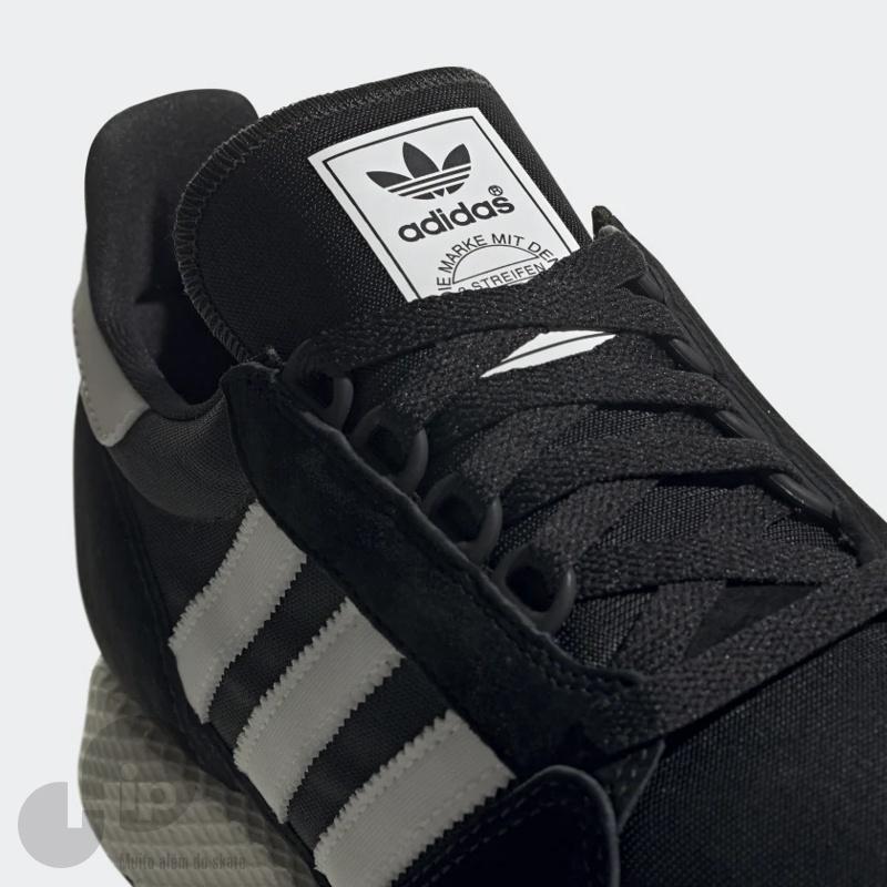 Tênis Adidas Forest Grove Preto