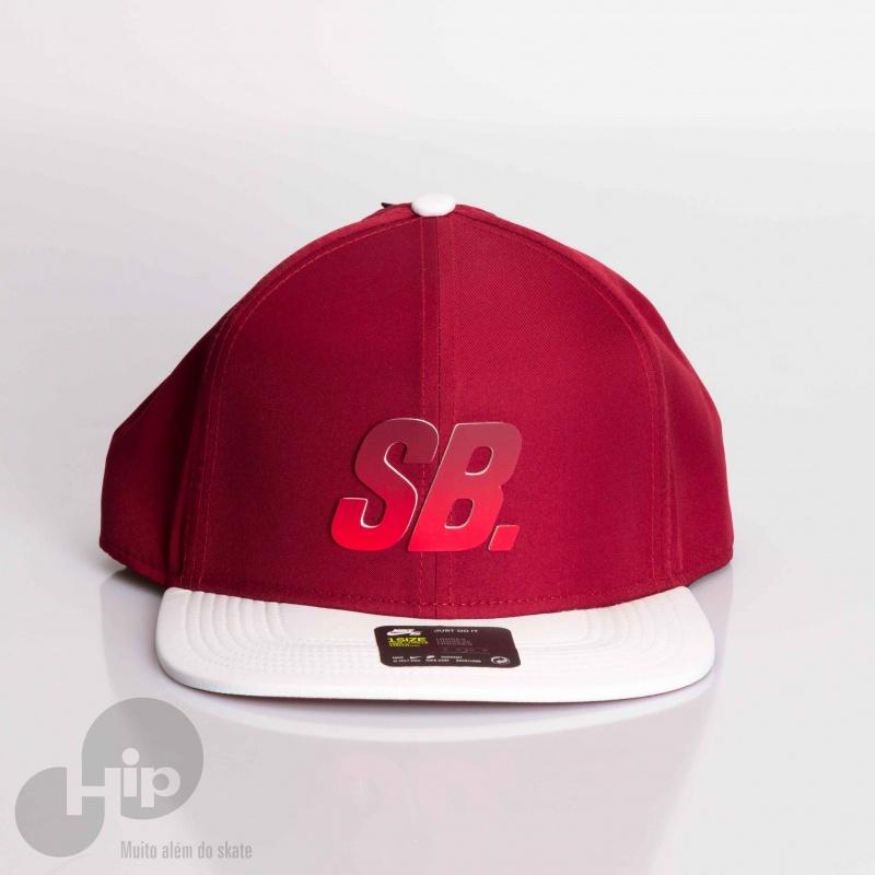 1f77a6358f57e Boné Nike Sb Fade Dri-fit Vermelho - Loja HIP