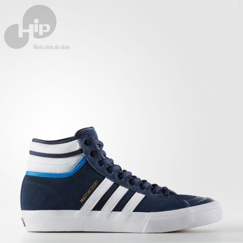 Tênis Adidas Matchcourt High Rx2