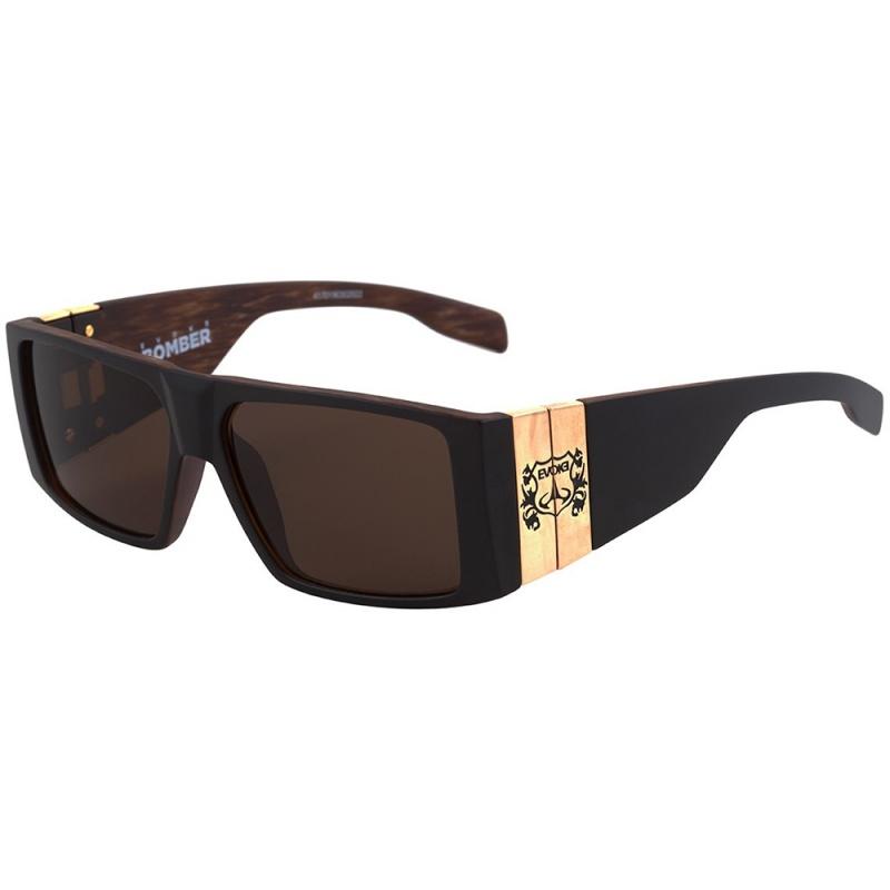 6c6ba2edf6bad Óculos Evoke Bomber Black Wood - Loja HIP