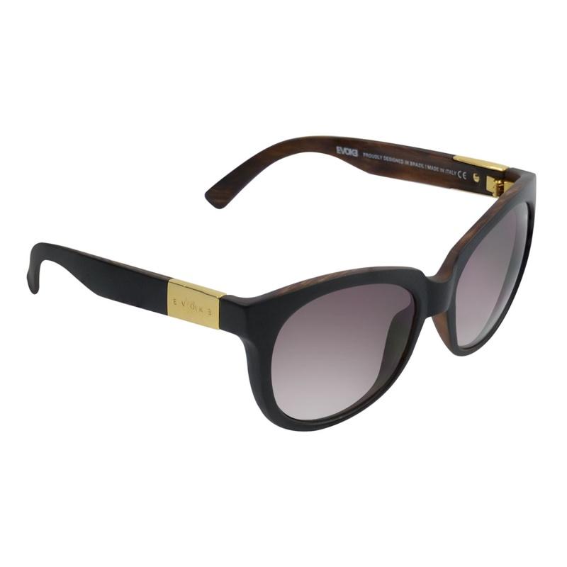 f8c0d1c42ea00 Óculos Evoke Mystique Black Wood - Loja HIP