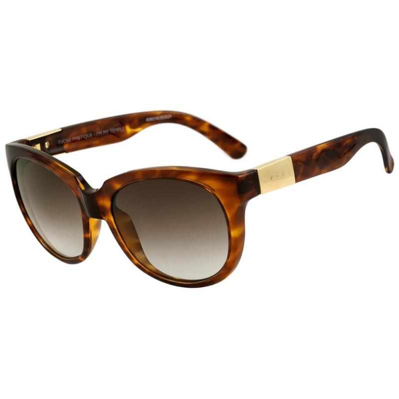 05dcd00439258 Óculos Evoke Mystique Turtle Gold Brown - Loja HIP