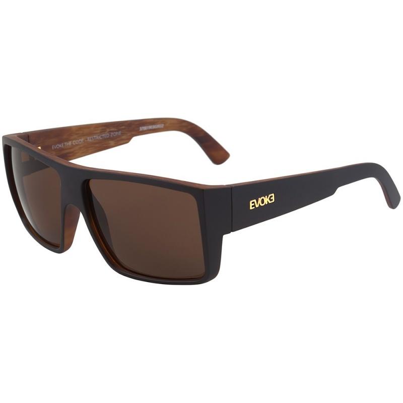 eba55f22702de Óculos Evoke The Code Black Wood - Loja HIP