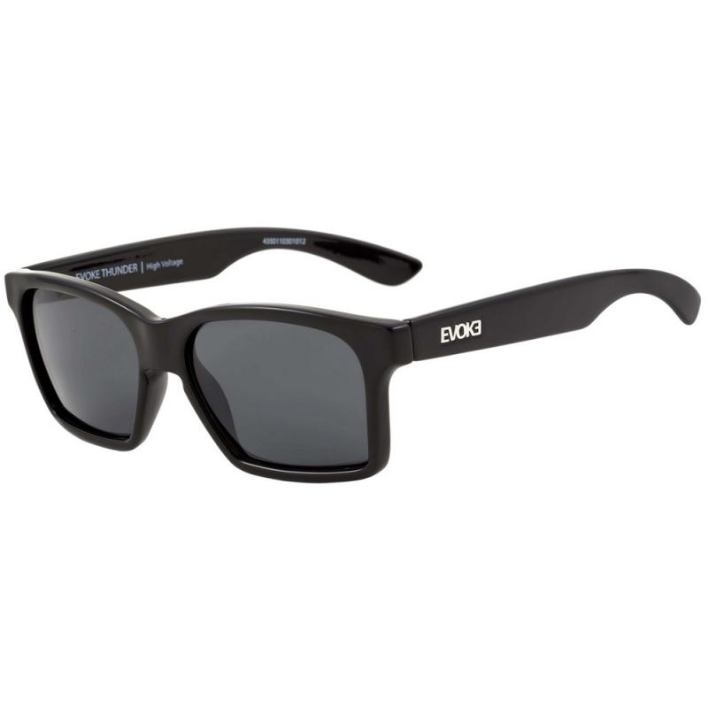 Óculos Evoke Thunder Black Shine - Loja HIP 4037d9dc3b