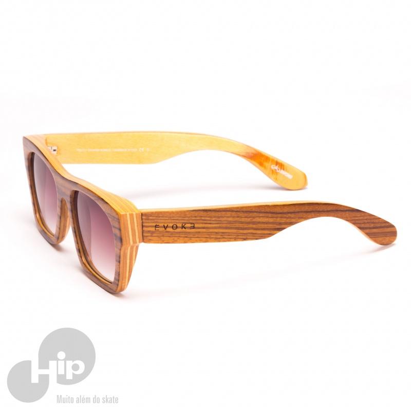 2064b3212 Óculos Evoke Wood Series 02 Maple Collection - Loja HIP