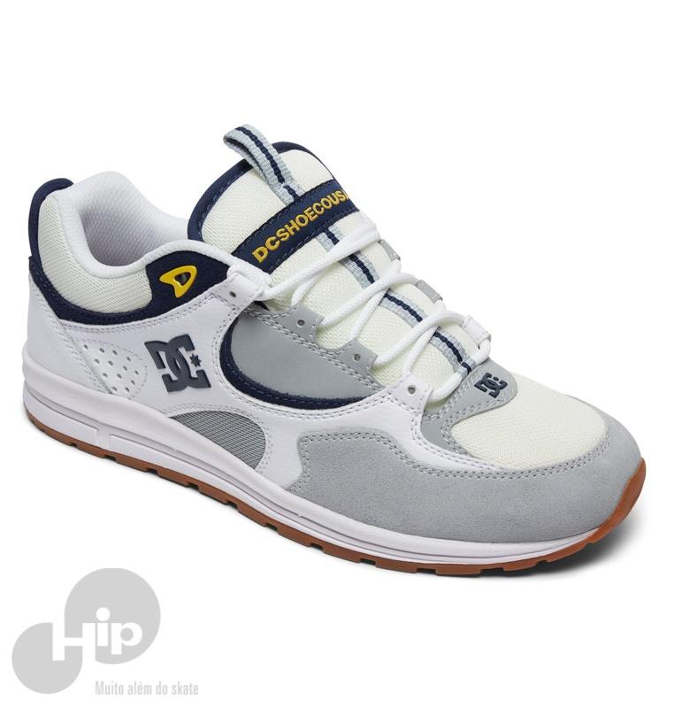 Tênis Dc Shoes Josh Kalis Branco - Loja HIP 2715d012b2c