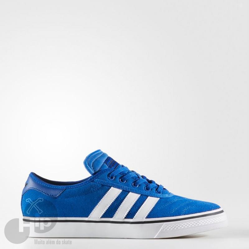 Tênis Adidas Daewon Song Adiease Premiere Azul - Loja HIP 2260a0eb809de