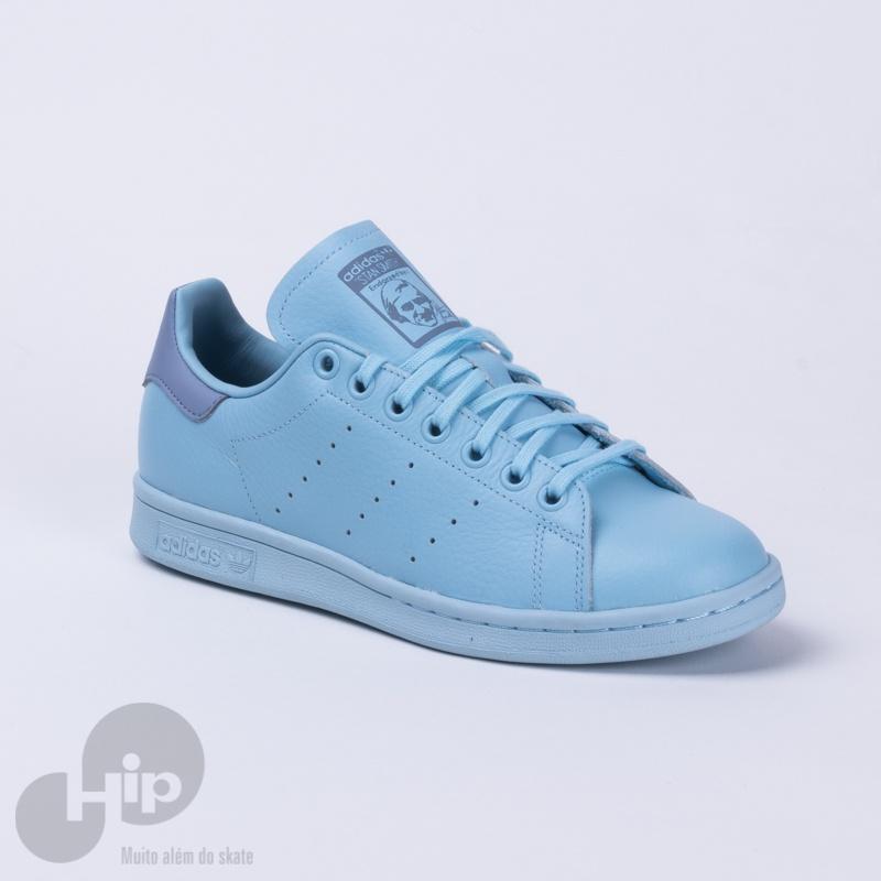 dd09bd12e6d Tênis Adidas Stan Smith Azul - Loja HIP