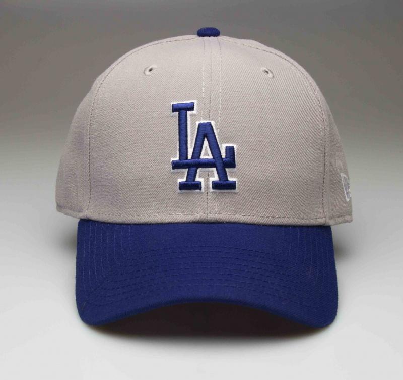 719954b4ad Boné New Era Aba Curva La Dodgers Cinza - Loja HIP