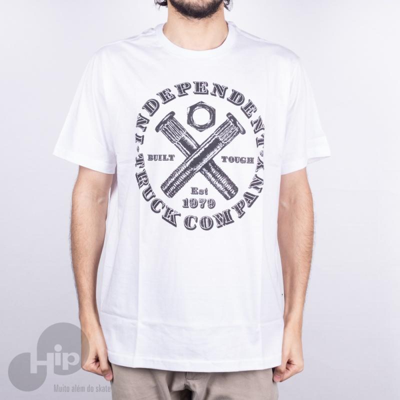 Camiseta Independent Built Tough Branca