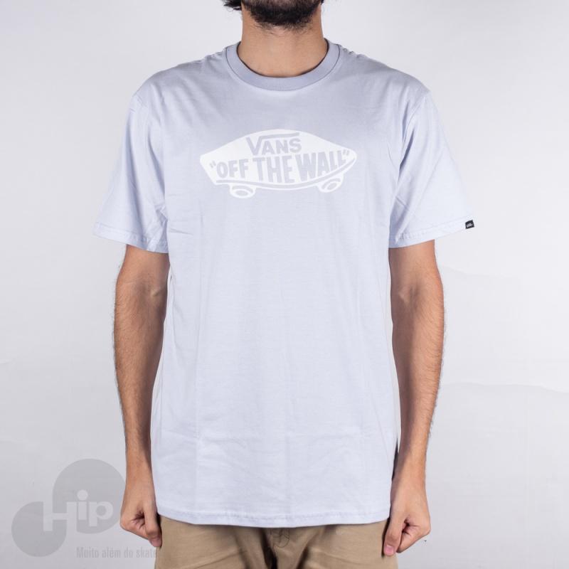 Camiseta Vans Otw Azul Claro