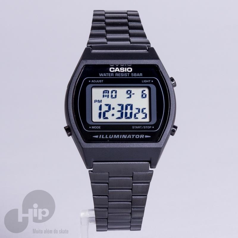 5b4721ef6 Relógio Casio B640Wb-1Adf Preto - Loja HIP