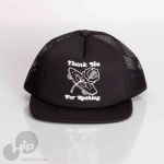 Boné Adidas Thank You For Nothing Trucker Preto