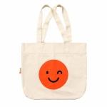 Bolsa Orange Eco Bag Bege
