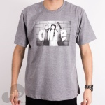 CAMISETA ALIFE BOOGIE FOR LIFE CINZA