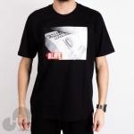 Camiseta Alife Dollar Preta
