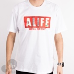 CAMISETA ALIFE SPENT IT BRANCA