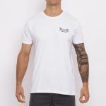 Camiseta RVCA Três Hombres Branco