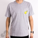 Camiseta The Hundreds Creep Bulb Cinza