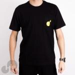 Camiseta The Hundreds Creep Bulb Preta