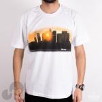 Camiseta The Hundreds Dusk Branca
