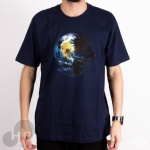 CAMISETA THE HUNDREDS EARTH STAR AZUL