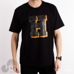CAMISETA THE HUNDREDS PRETA
