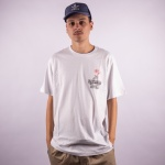 Camiseta Dc Shoes Always And Forever Branco