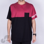 Camiseta Dc Shoes Clewiston Preto