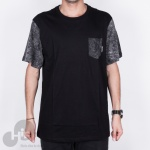 Camiseta Dc Shoes Dinamite Preto