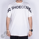 Camiseta Dc Shoes Side To Side Branca