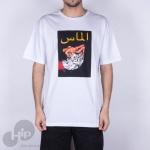 Camiseta Diamond Arabic Lady Branca