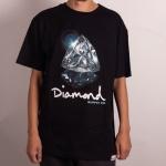 Camiseta Diamond Brilliant Preto