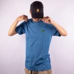 Camiseta Element Ganzo Azul Escuro