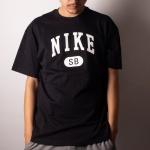 Camiseta Nike Sb DB9966-010 Preto