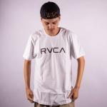 Camiseta RVCA Big Branco