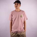 Camiseta RVCA Mojave Rosa