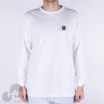 Camiseta Manga Longa Hocks Port Formiga Branca
