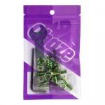 Parafuso Base Chaze 2.5mm Verde
