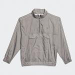 Quebra Vento Adidas GL9902 Cinza Claro